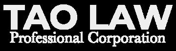 Tao Law Logo